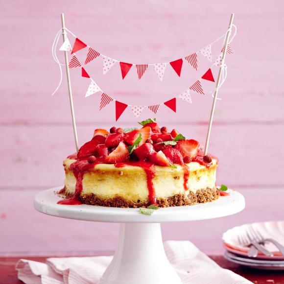 Geburtstagskuchen Deko  Geburtstagstorte & Geburtstagskuchen Rezepte [LIVING AT