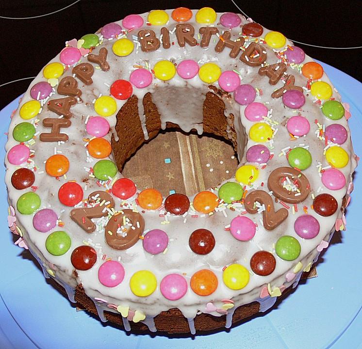 Geburtstagskuchen Ideen  Geburtstagskuchen von bernsteinfieber