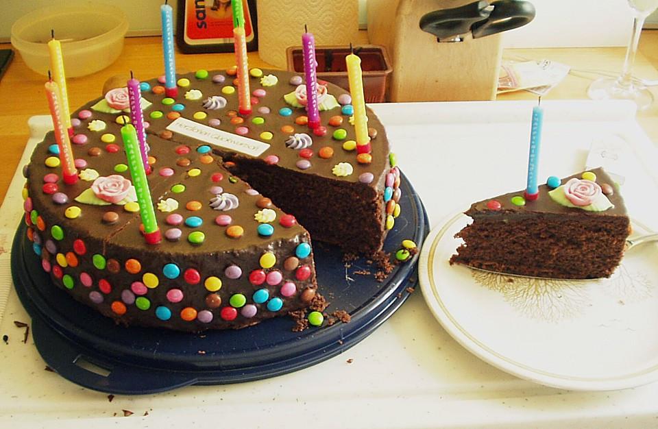 Geburtstagskuchen Ideen  Fridolin Kuchen von Ela