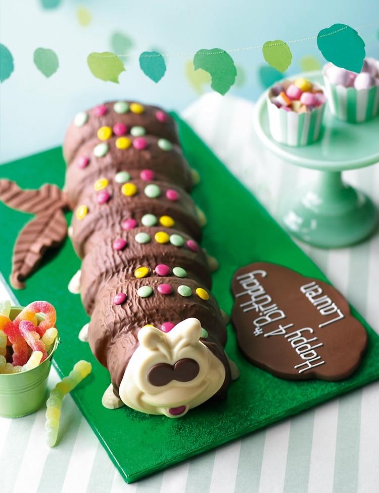 Geburtstagskuchen Ideen  Geburtstagskuchen für Geburtstagskinder 40 Motiv und