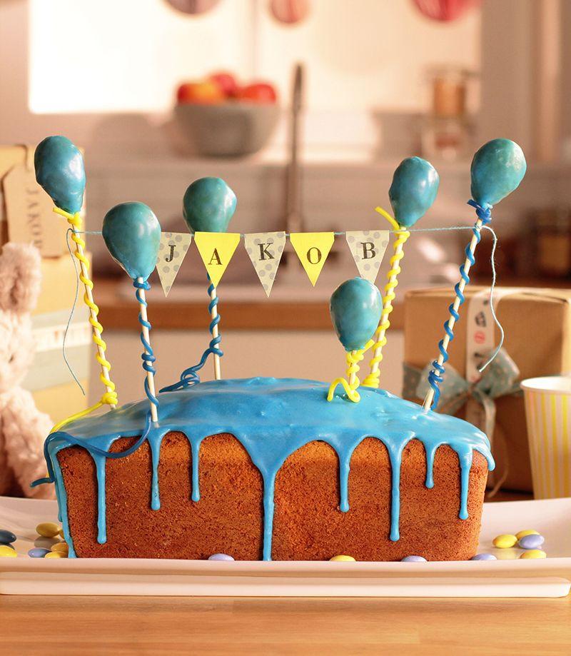 Geburtstagskuchen Ideen  1 Geburtstagskuchen Rezept