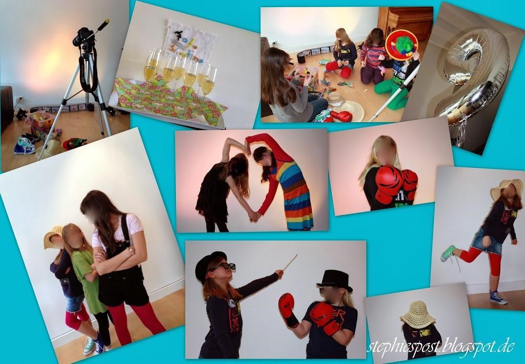 Geburtstagsparty Ideen Für 12 Jährige  Kindergeburtstag für große Mädchen Fotoshooting Party