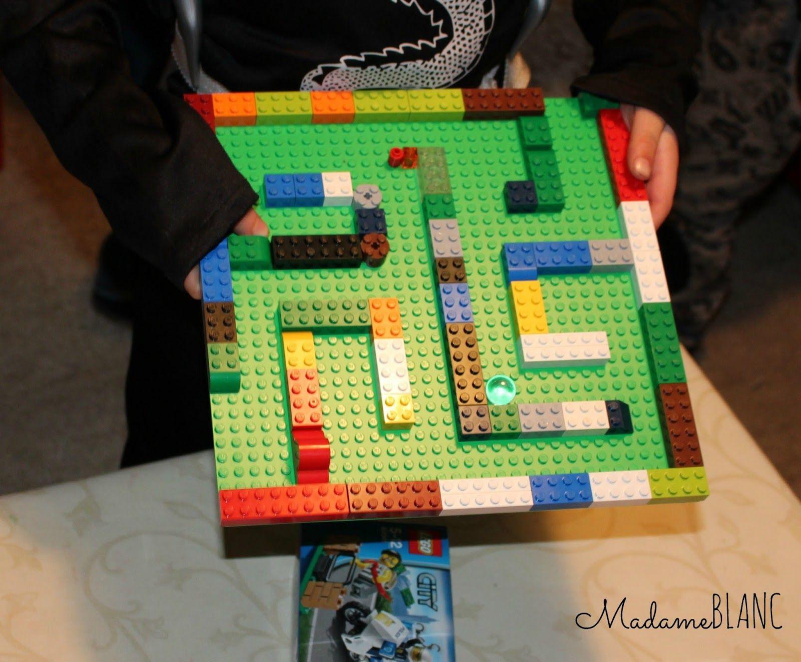 Geburtstagsparty Spiele  legoparty kindergeburtstag lego spiele ideen