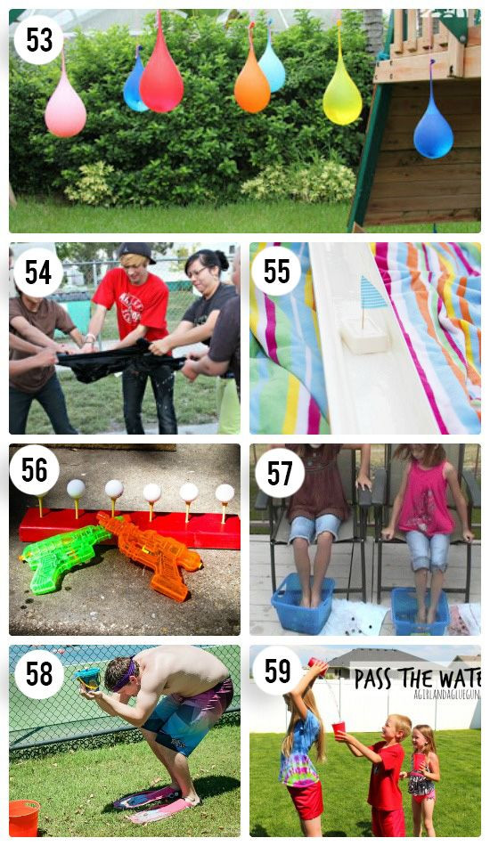 Geburtstagsparty Spiele  Kinderspiele