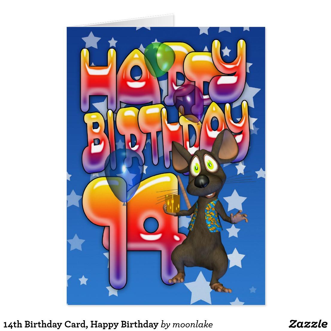 Geburtstagssprüche 14  Alles Gute Zum 14 Geburtstag Dictcc