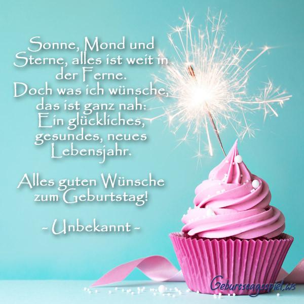 Geburtstagssprüche 20 Frech  Geburtstagssprüche für stilvolle Gratulationen