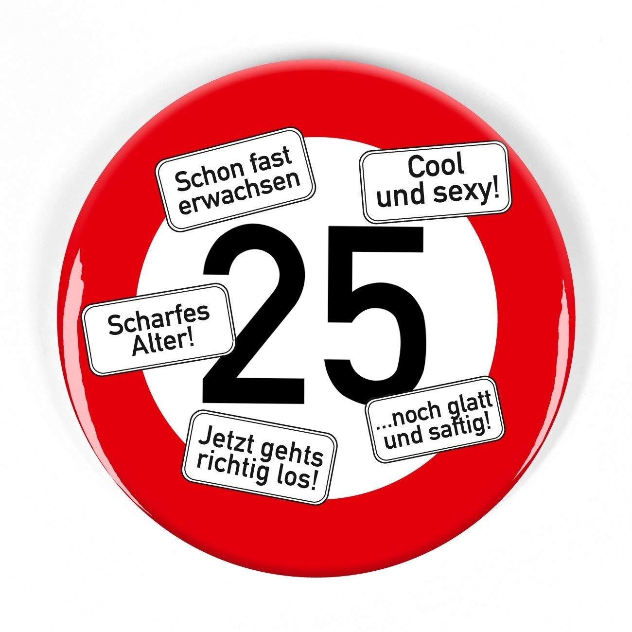 Geburtstagssprüche 25  Sprüche Geburtstag Lustig 25