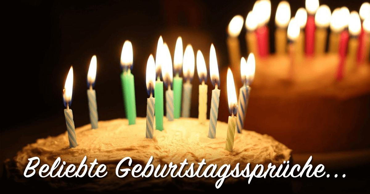 Geburtstagssprüche 80. Geburtstag  Beliebte Geburtstagssprüche lustig & kreativ