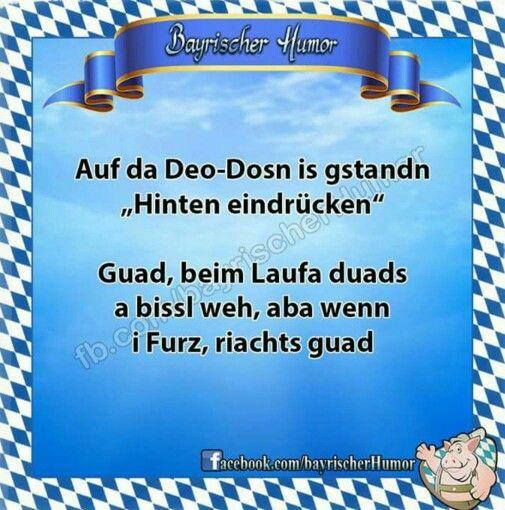 Geburtstagssprüche Auf Bayrisch Witze  63 besten Bayrische Mundart Bilder auf Pinterest