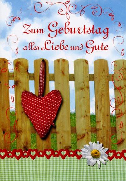 Geburtstagssprüche Auf Bayrisch Witze  bayerische Geburtstagskarte alles Liebe und Gute