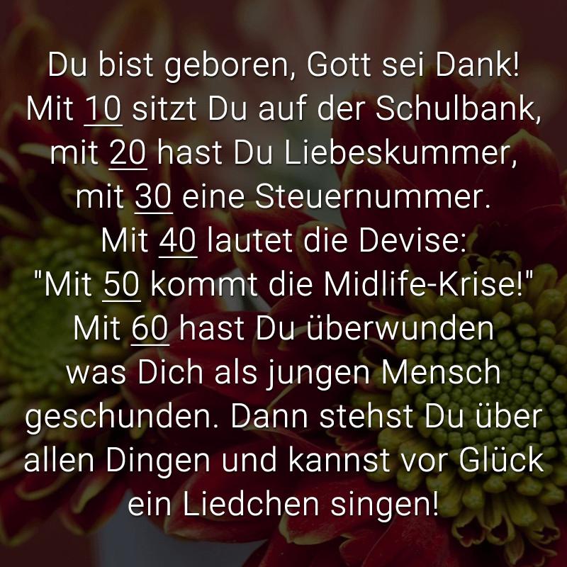 Geburtstagssprüche Auf Bayrisch Witze  Lustige Sprüche 60 Geburtstag Mann
