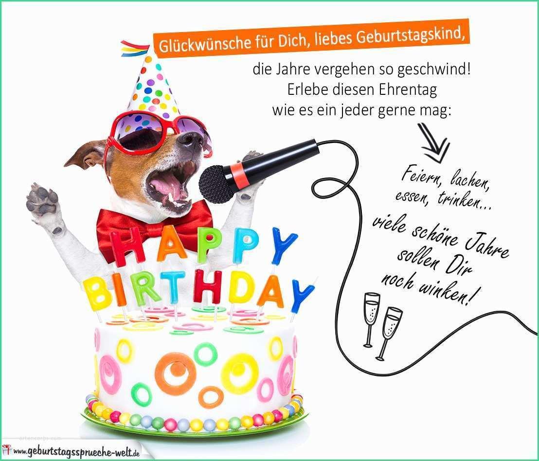 Geburtstagssprüche Bilder  Geburtstagssprüche 30 Lustig Inspirierend Bunte
