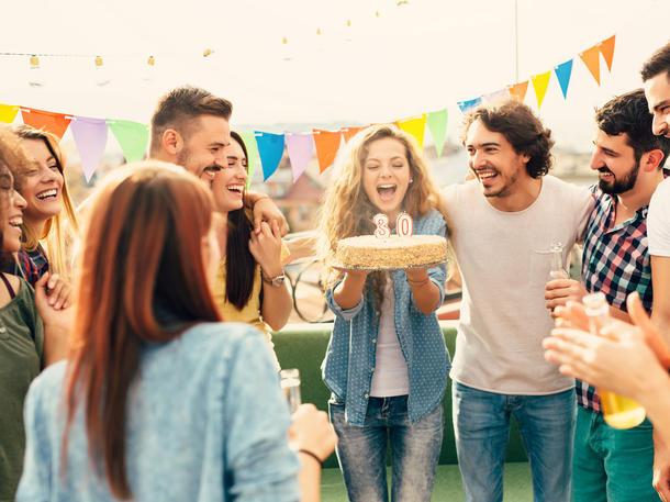 Geburtstagssprüche Frau  Geburtstagssprüche Die schönsten Sprüche für Frau