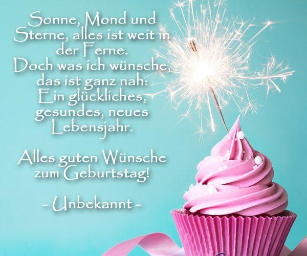 Geburtstagssprüche Freundin Kurz  Geburtstagswünsche Für Die Freundin geburtstagssprüche