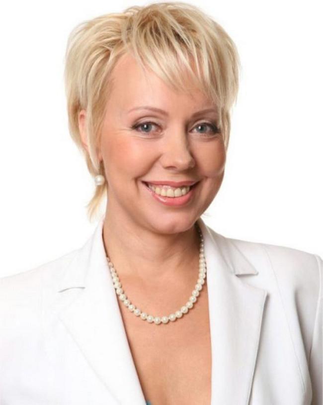 Geburtstagssprüche Für Frauen 40  Moderne Frisuren für Frauen ab 40