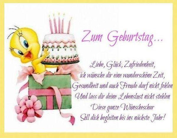 Geburtstagssprüche Für Kinder Kurz  Geburtstagswünsche Für Kinder alles gute zum geburtstag kind