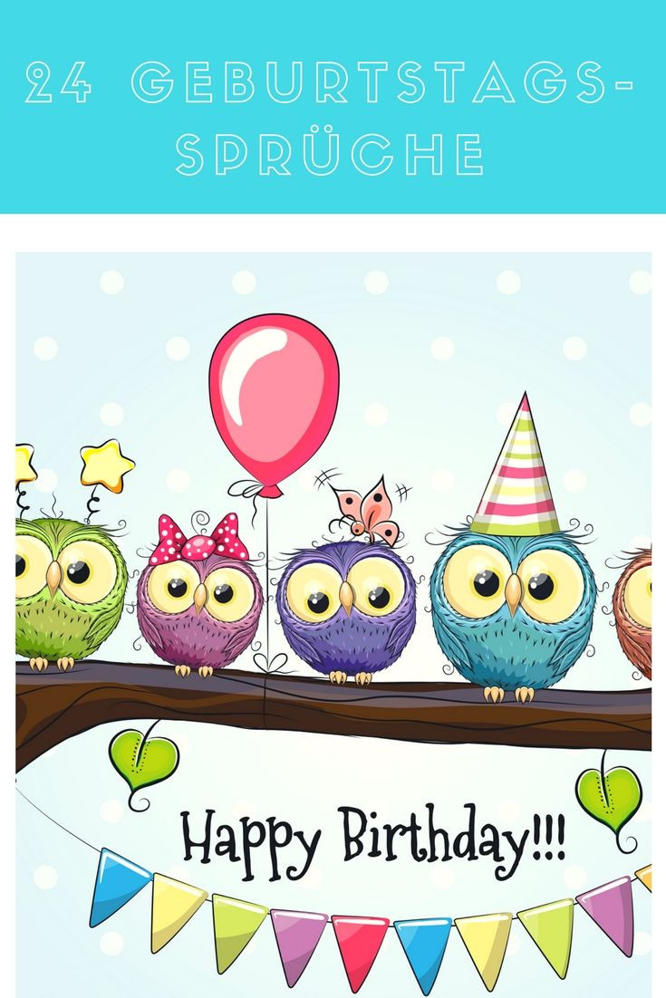 Geburtstagssprüche Für Kinder Kurz  Happy Birthday Die schönsten Sprüche zum Geburtstag