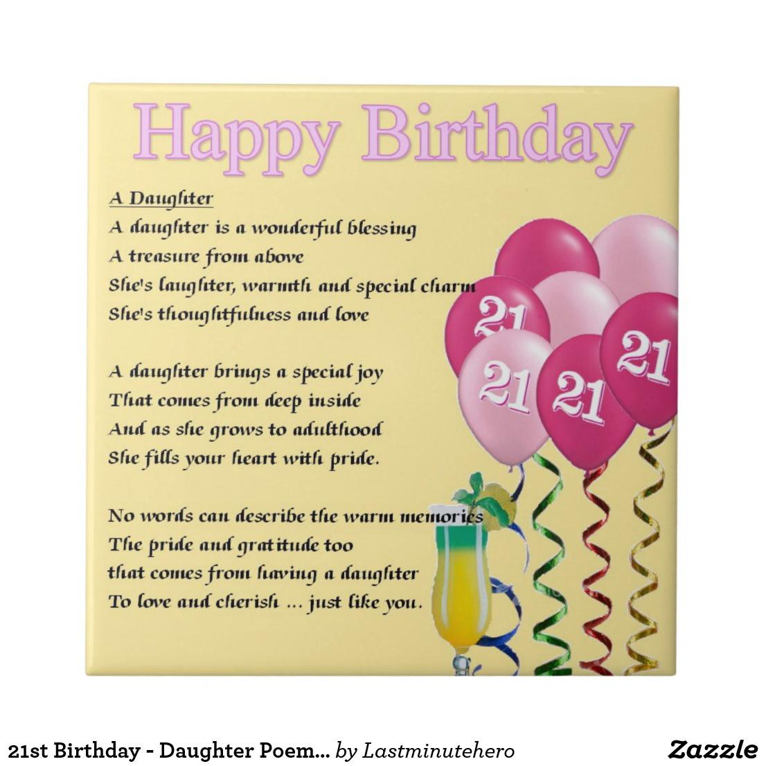 Geburtstagssprüche Für Tochter  Sprüche Geburtstag Tochter