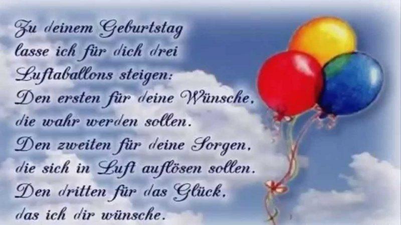 Geburtstagssprüche Schatz  Geburtstagsglückwunsch 15 Texte Bastelideen Deko