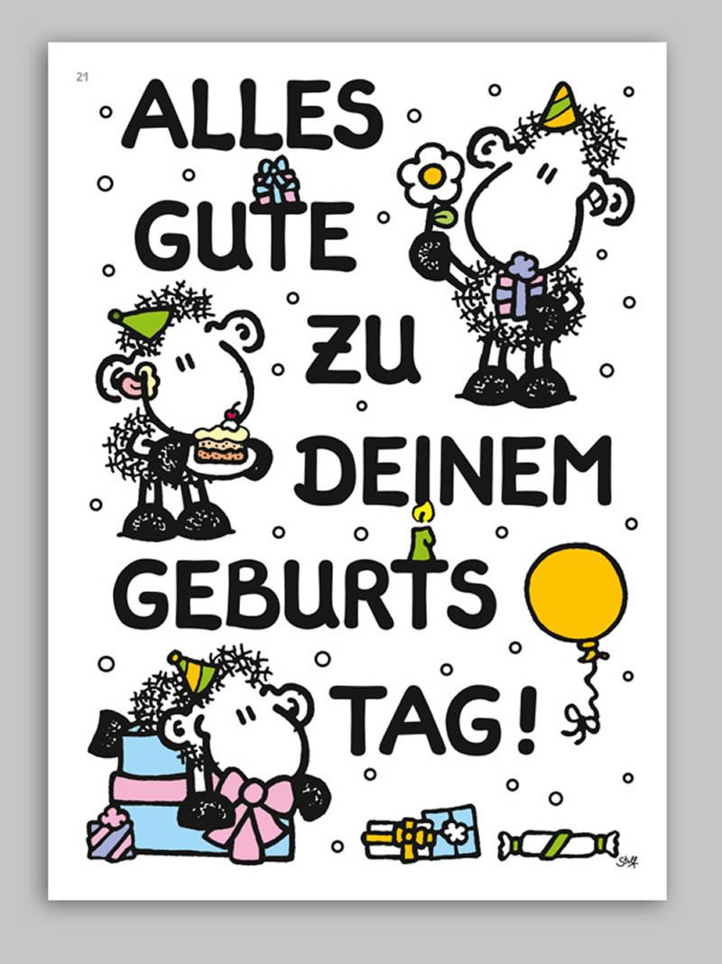 Geburtstagssprüche Sheepworld  Geburtstag Bilder Sheepworld