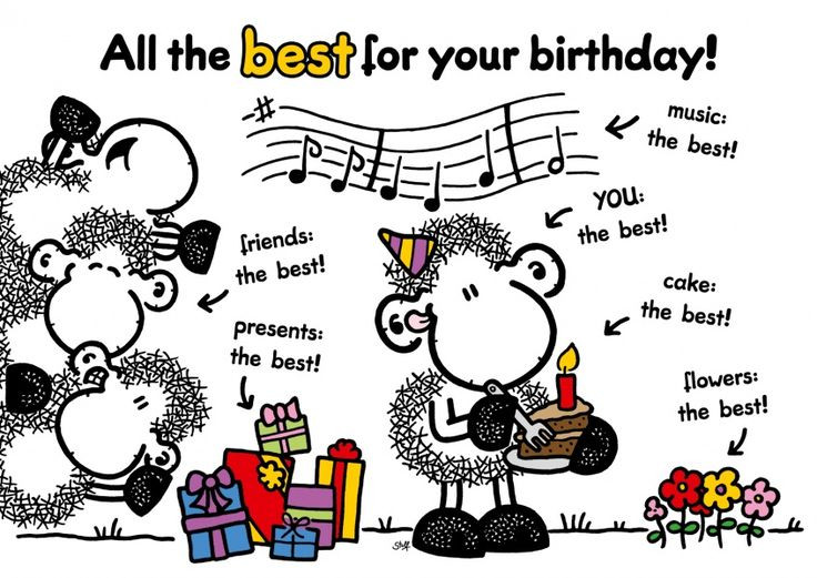 Geburtstagssprüche Sheepworld  31 besten Geburtstag Bilder auf Pinterest