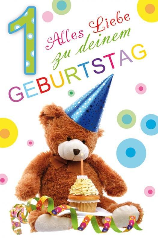 Geburtstagssprüche Zum 1. Geburtstag  Alles Liebe zu deinem 1 Geburtstag 548 Alles Liebe zum