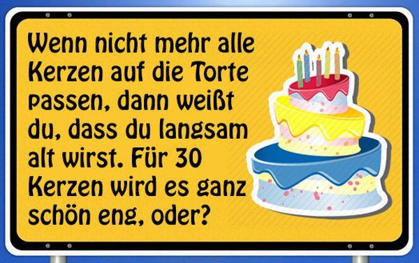 Geburtstagssprüche Zum 30.  Glückwünsche zum 30 Geburtstag • Geburtstagssprüche 30