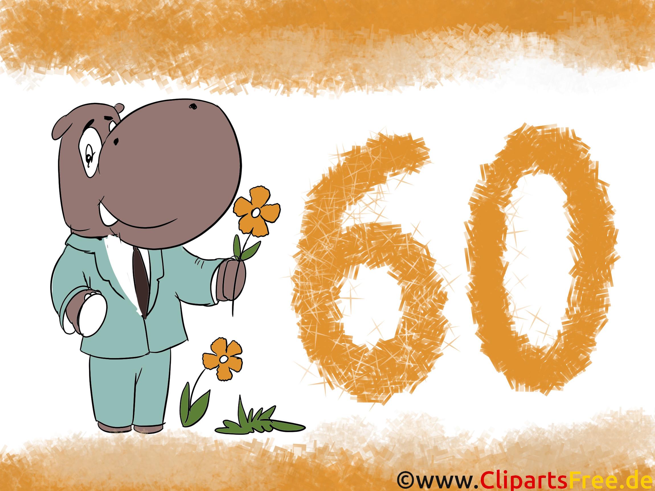 Geburtstagssprüche Zum 60. Geburtstag  Clipart einladung 60 geburtstag BBCpersian7 collections