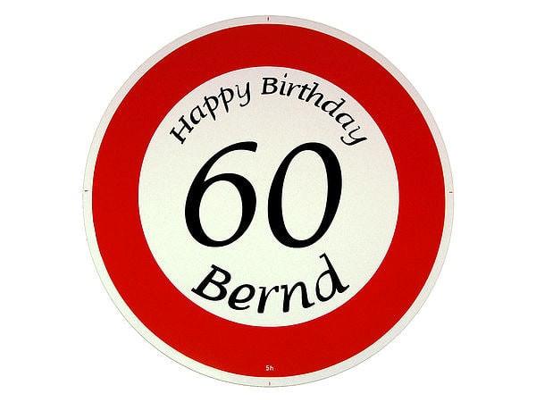 Geburtstagssprüche Zum 60. Geburtstag  Personalisierte Geschenke zum 60 Geburtstag