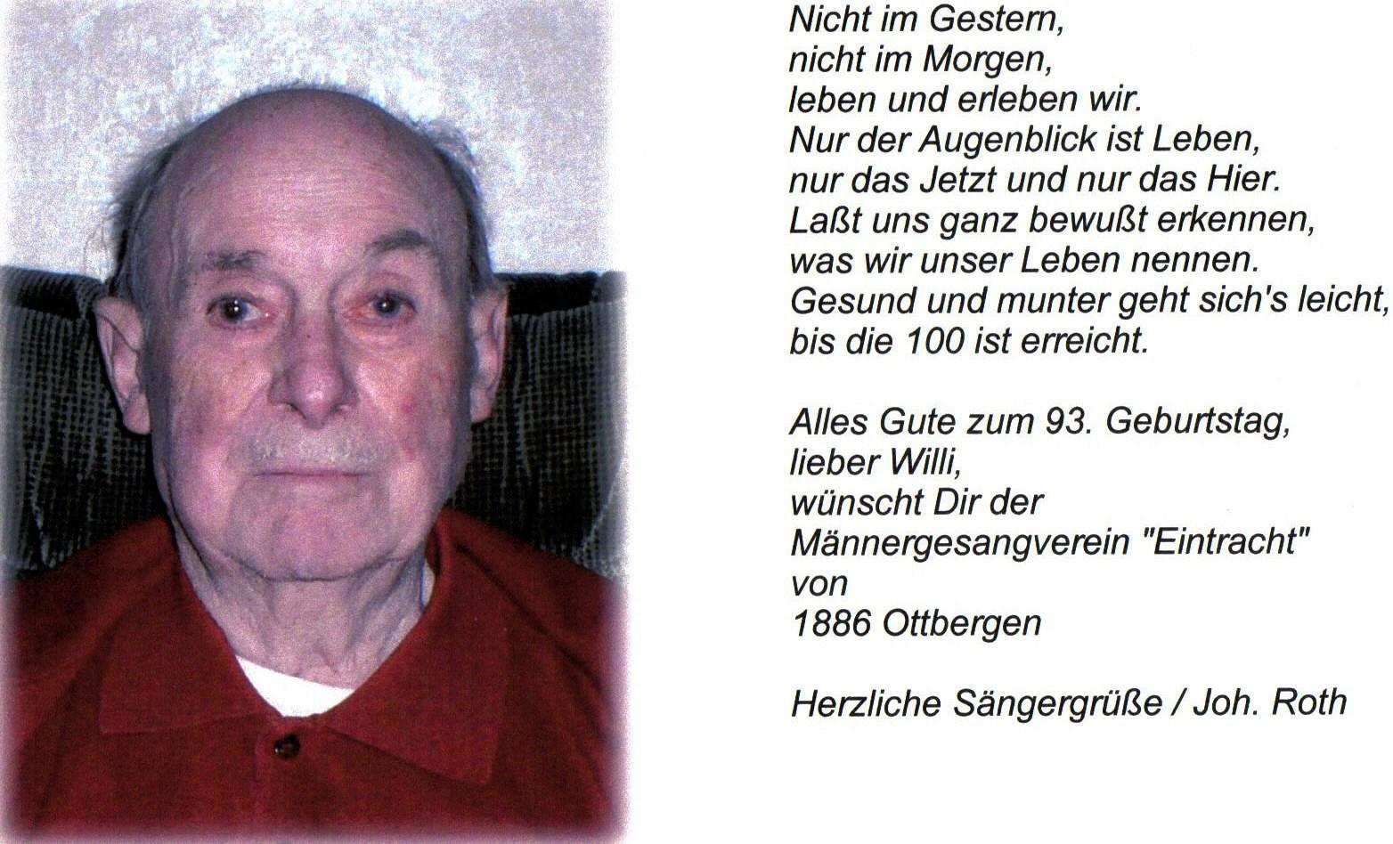 Geburtstagssprüche Zum 75  Archiv MGV Ottbergen Geburtstage 2007