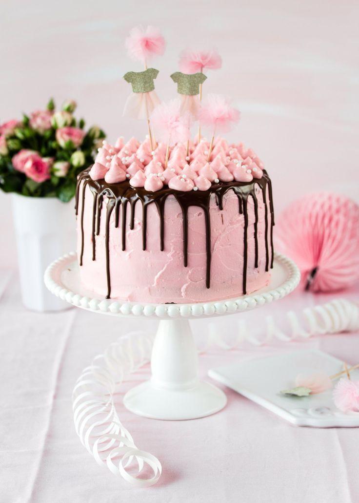 Geburtstagstorte 1 Jahr  Geburtstagstorte 1 Jahr Mädchen Geburtstagstorten