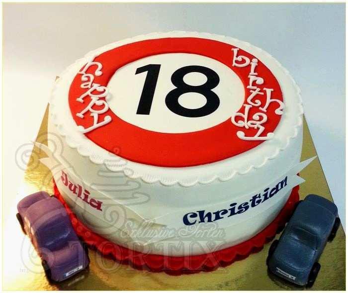 Geburtstagstorte 18 Geburtstag  Torte 18 Geburtstag Junge Hylenmaddawards Geburtstagstorte