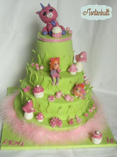 Geburtstagstorte 18 Geburtstag  Geburtstagstorten