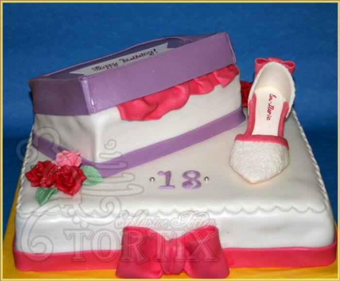 Geburtstagstorte 18 Geburtstag  Torte 18 Geburtstag Bestellen Geburtstagstorte