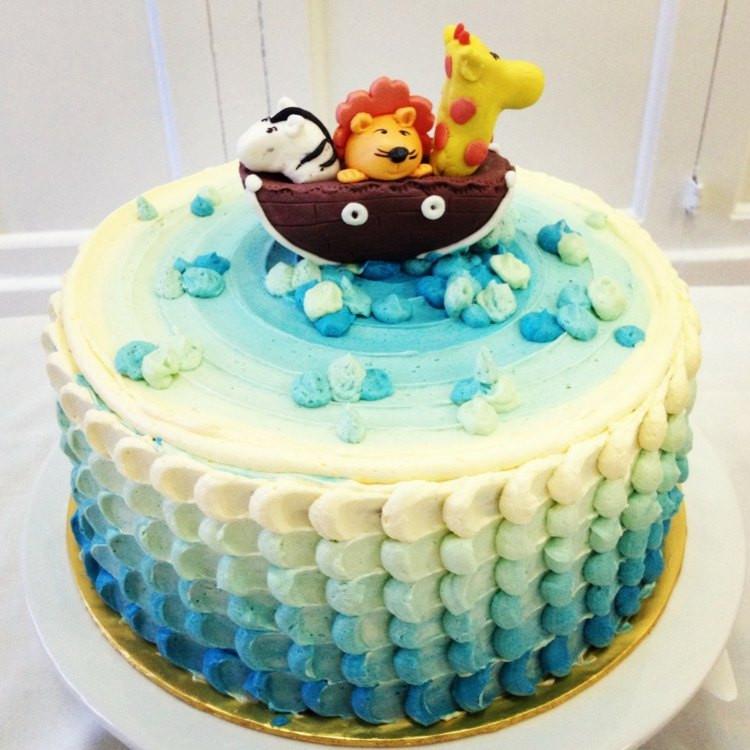 Geburtstagstorte 2 Jahre  Baby Party