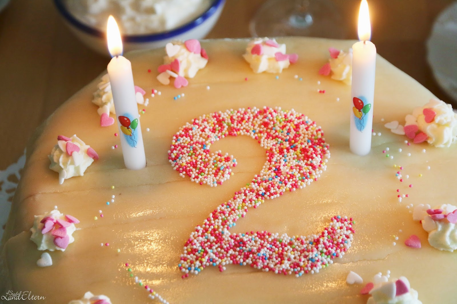 Geburtstagstorte 2 Jahre  Lus 2 Geburtstag inkl Geschenkideen