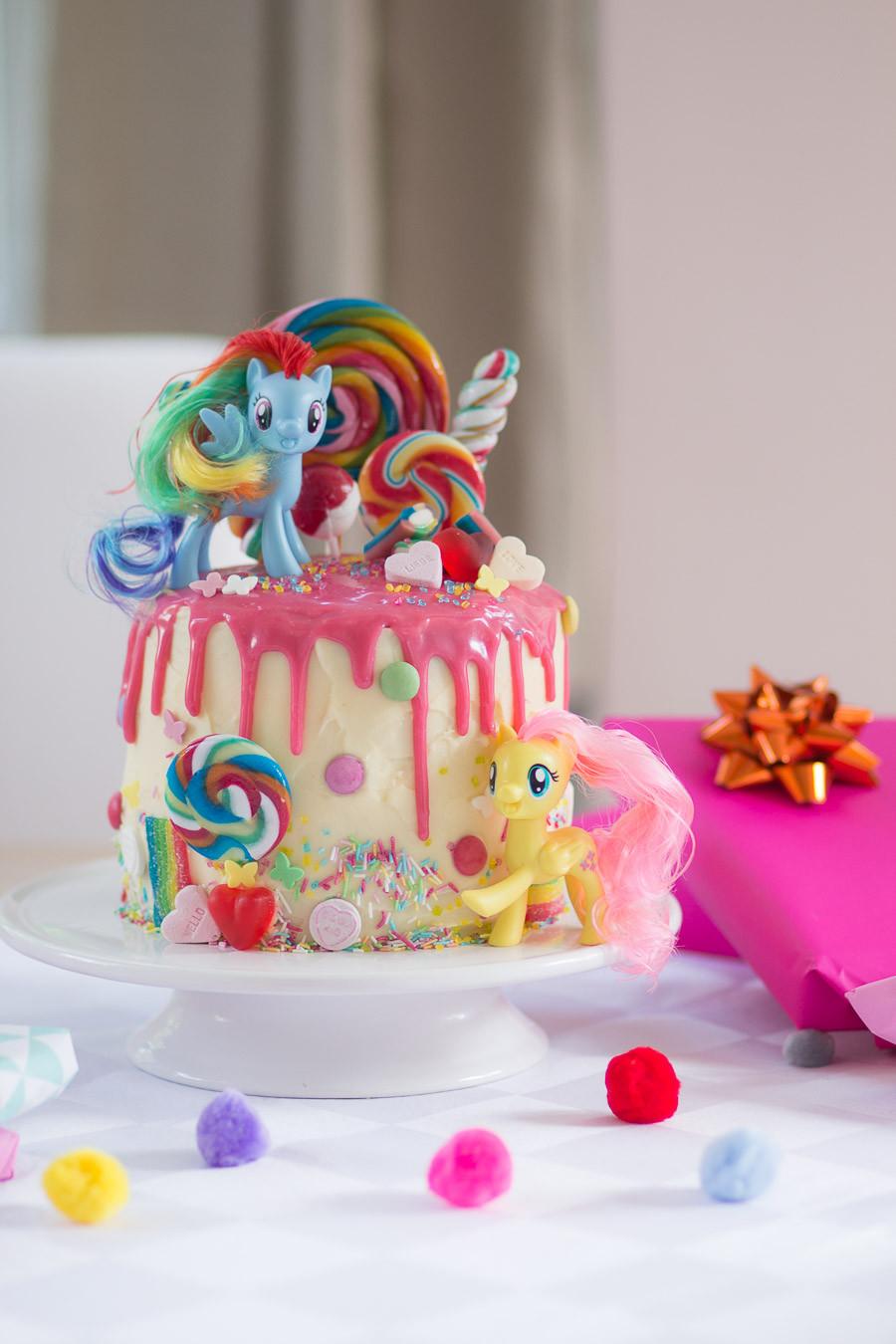 Geburtstagstorte 2 Jahre  My Little Pony Torte zum 4 Geburtstag Mother s Finest