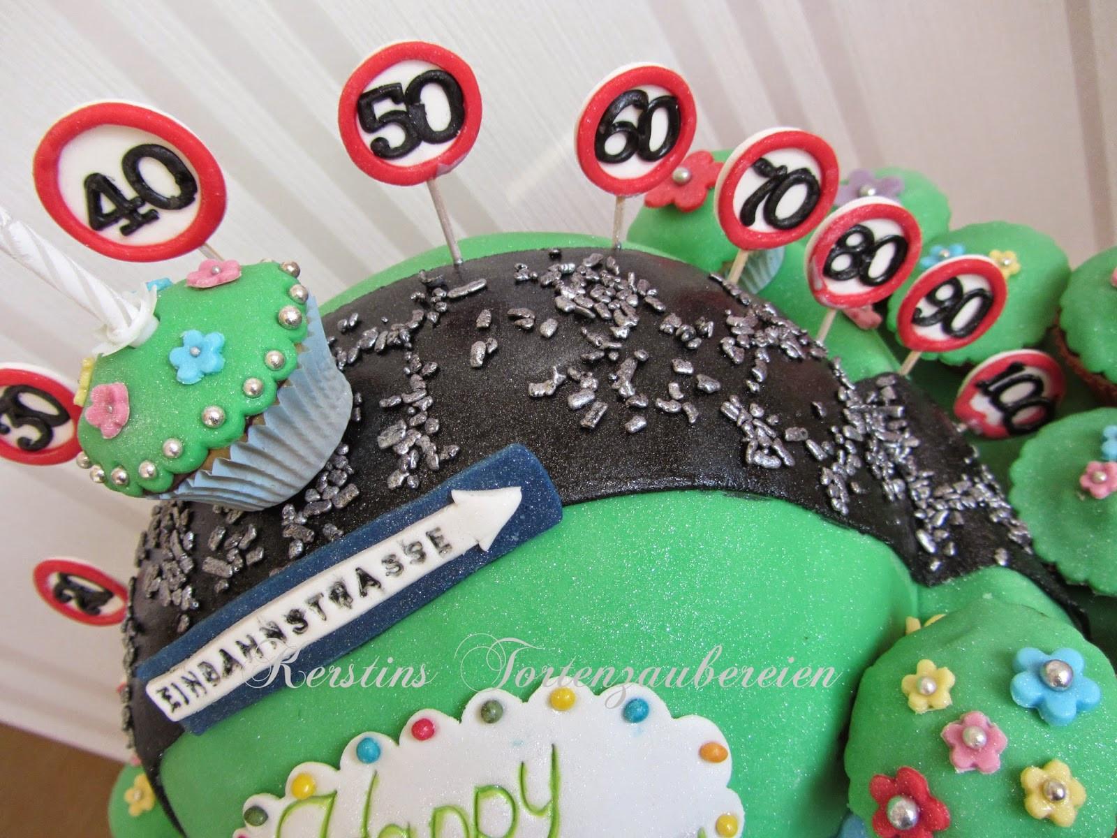 Geburtstagstorte 40  Geburtstagstorte zum 40