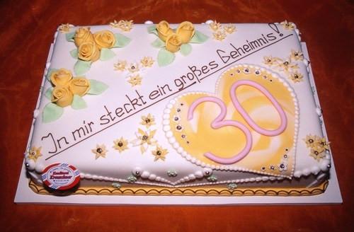 Geburtstagstorte 40  Tortendeko Zum 40 Geburtstag