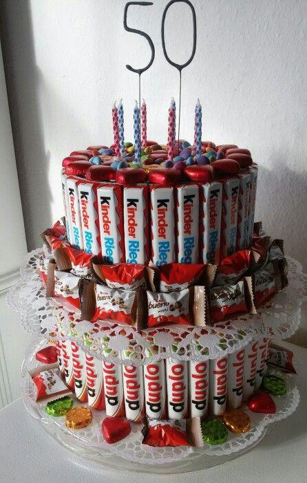 Geburtstagstorte 50 Geburtstag  17 Best ideas about 50 Geburtstag Geschenk on Pinterest