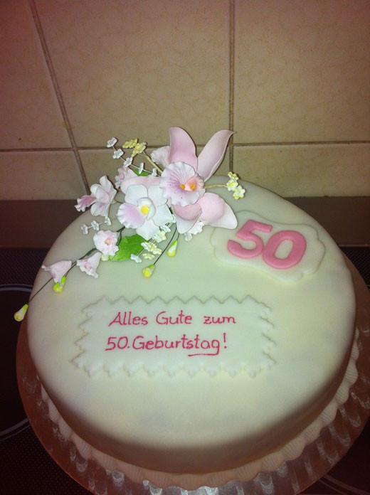 Geburtstagstorte 50 Geburtstag  Torten zum runden Geburtstag in Gänserndorf bei Wien