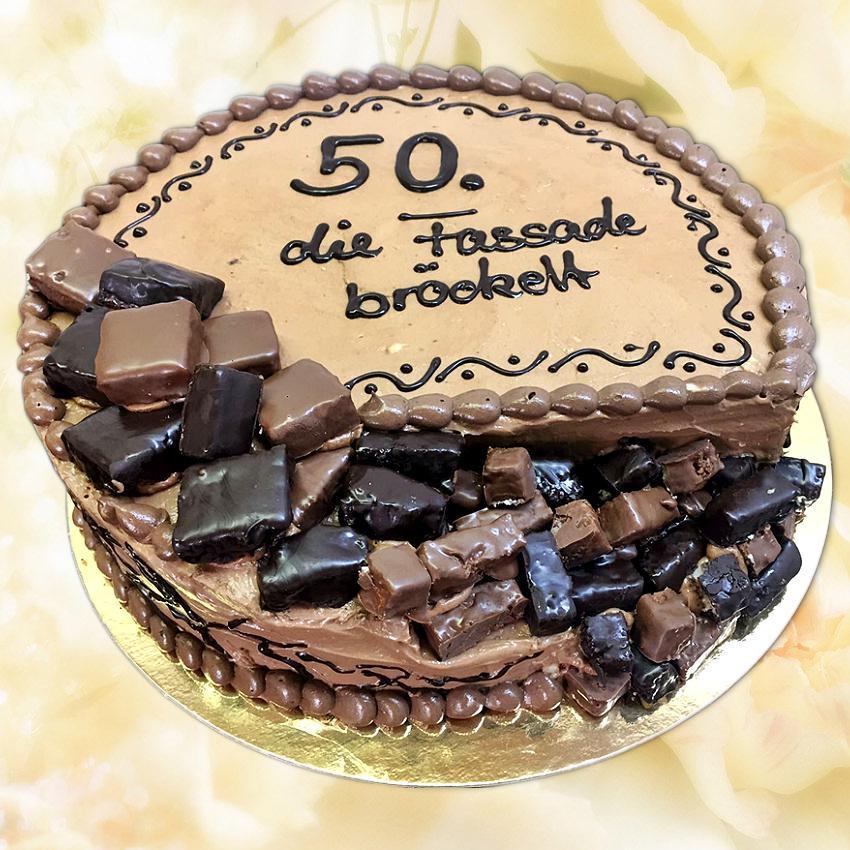Geburtstagstorte 50 Geburtstag  Wunderlichs Backstuben Torten für besondere Anlässe