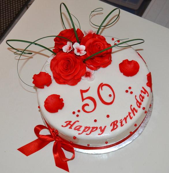 Geburtstagstorte 50 Geburtstag  Geburtstags & Festtagstorten Sweets For My Sweet