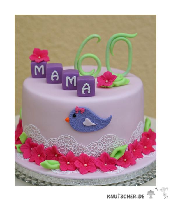 Geburtstagstorte 60  knutscher Torte zum 60 Geburtstag