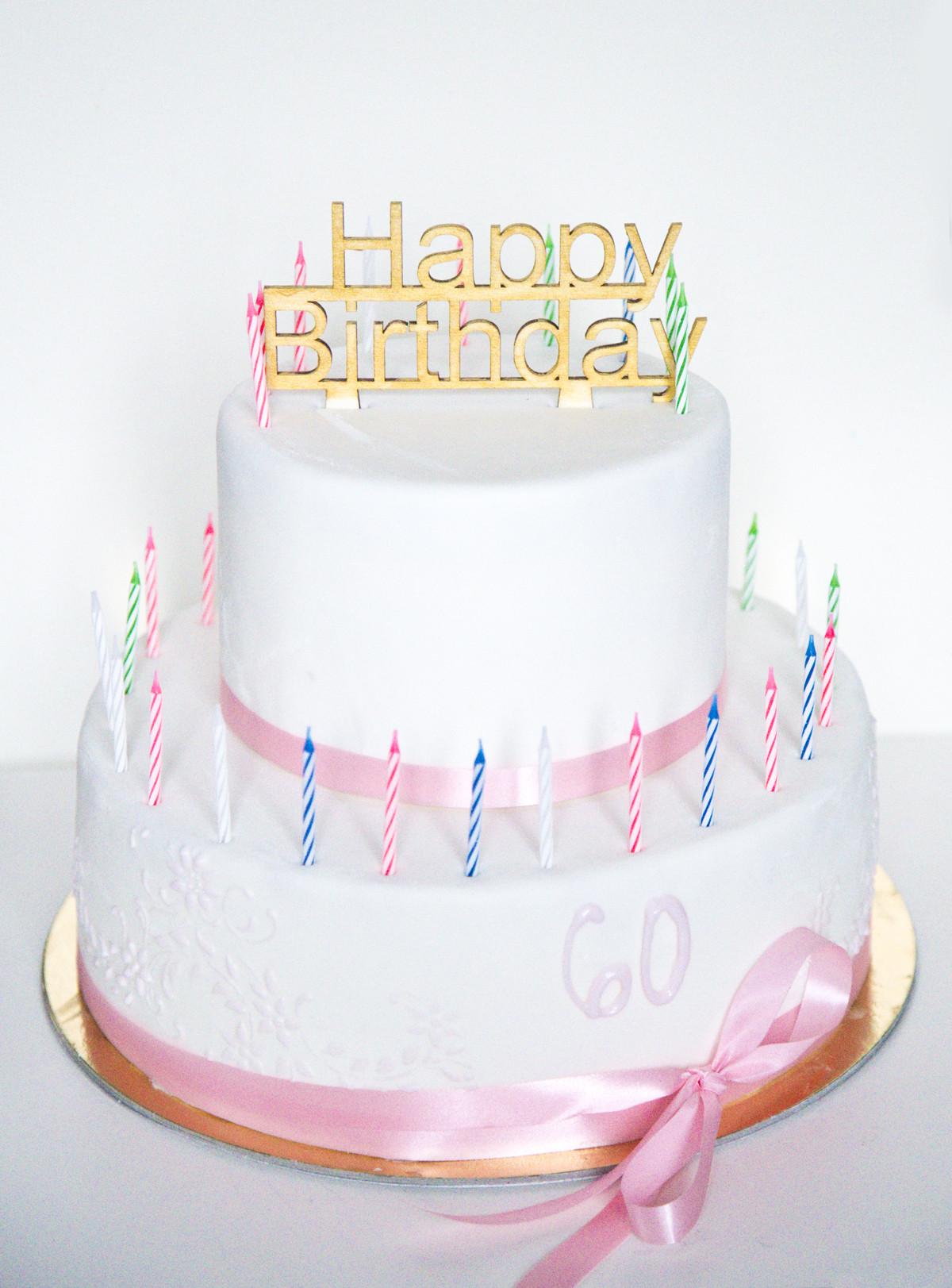 Geburtstagstorte 60  Portfolio Motivtorten Geburtstagstorte Taufe…
