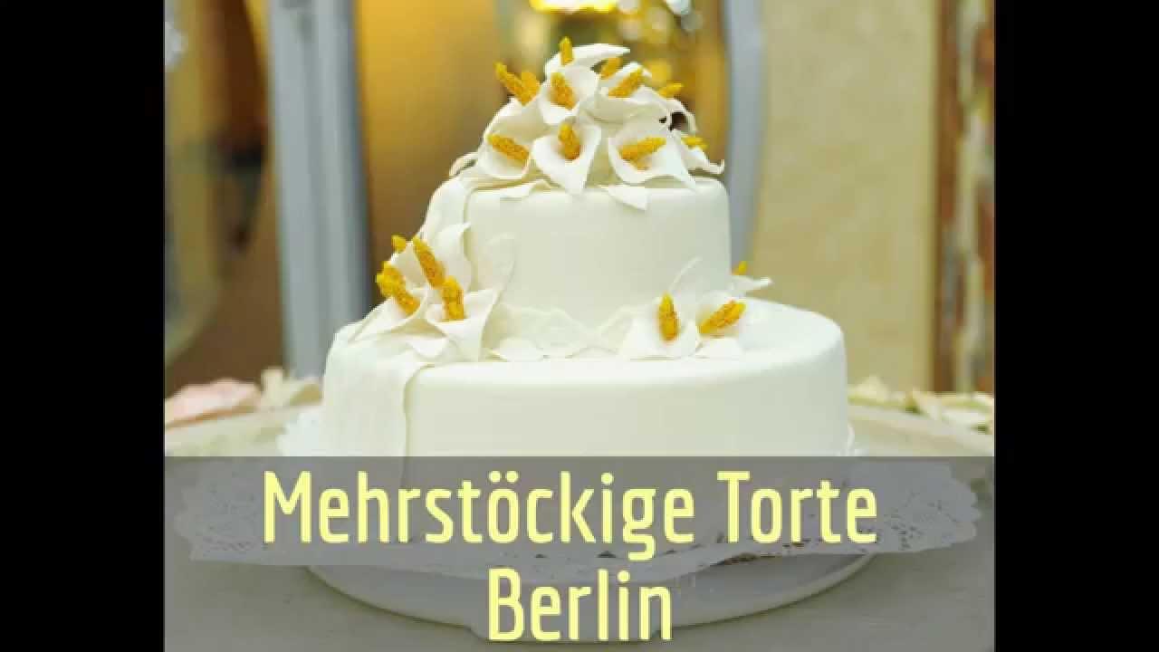 Geburtstagstorte Berlin  Mehrstöckige Torte Berlin