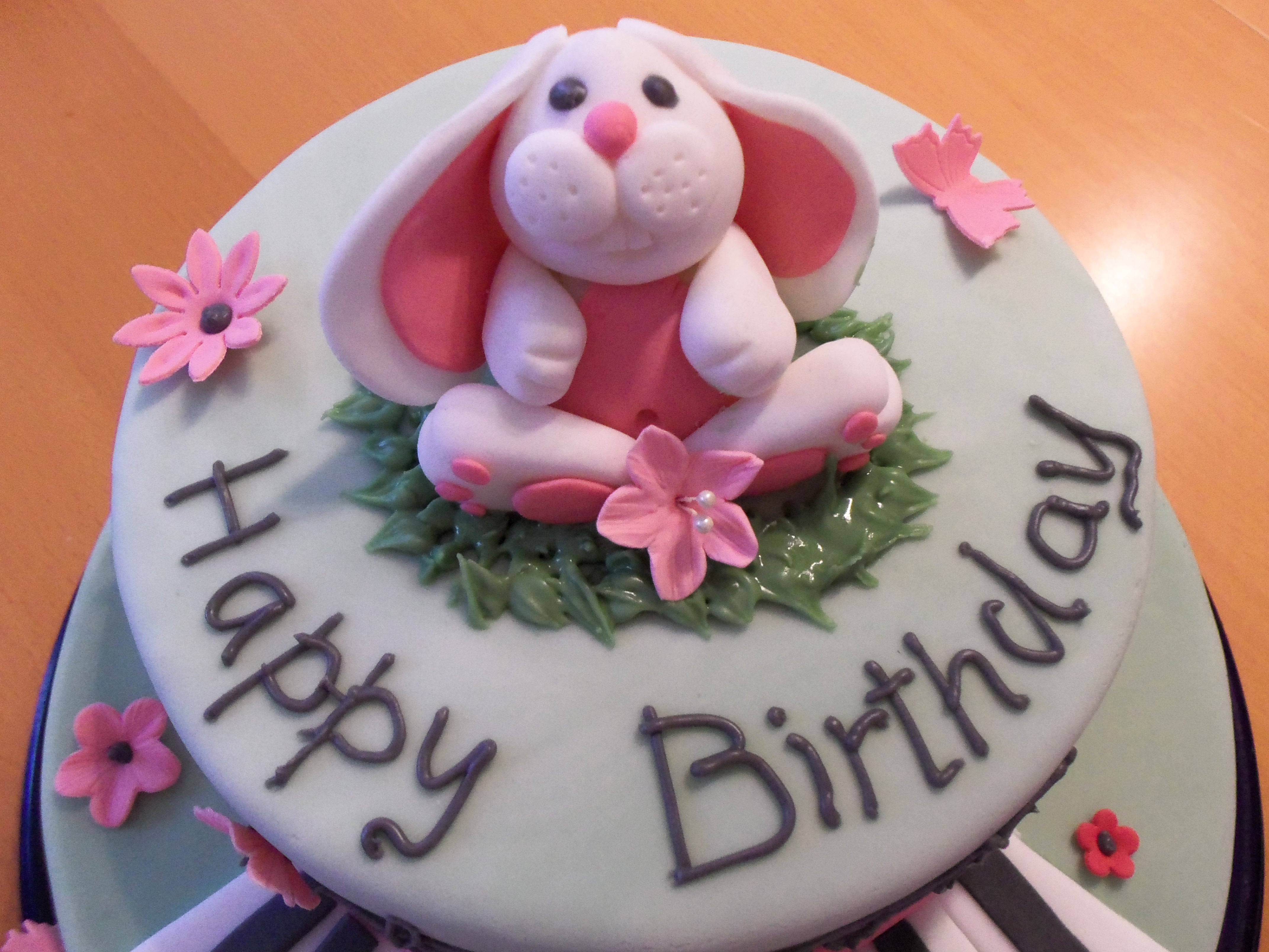 Geburtstagstorte  Geburtstag Kinder Geburtstagstorte für eine Nachbarin