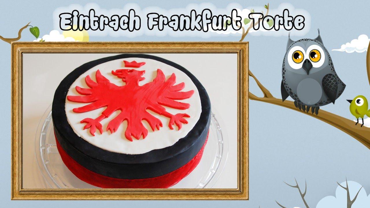 Geburtstagstorte Frankfurt  Eintracht Frankfurt Torte Geburtstagstorte