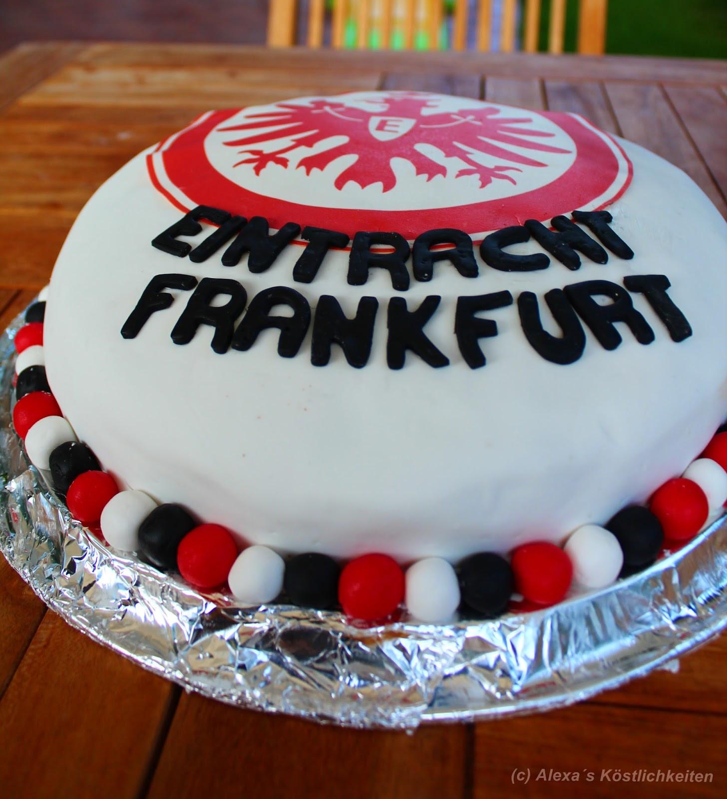 Geburtstagstorte Frankfurt  Bilder Geburtstag Eintracht Frankfurt