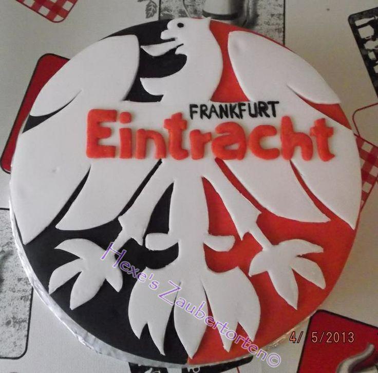 Geburtstagstorte Frankfurt  12 besten Eintracht Bilder auf Pinterest